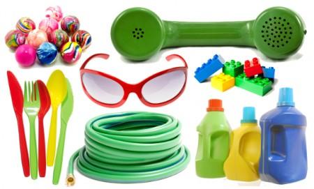 Pigmentos para plásticos