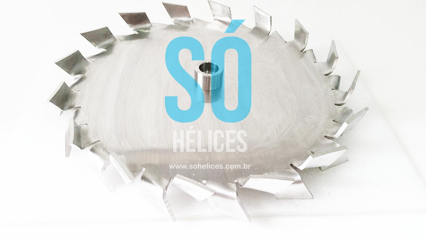 Hélice Dispersora - Amaciantes e Saneantes
