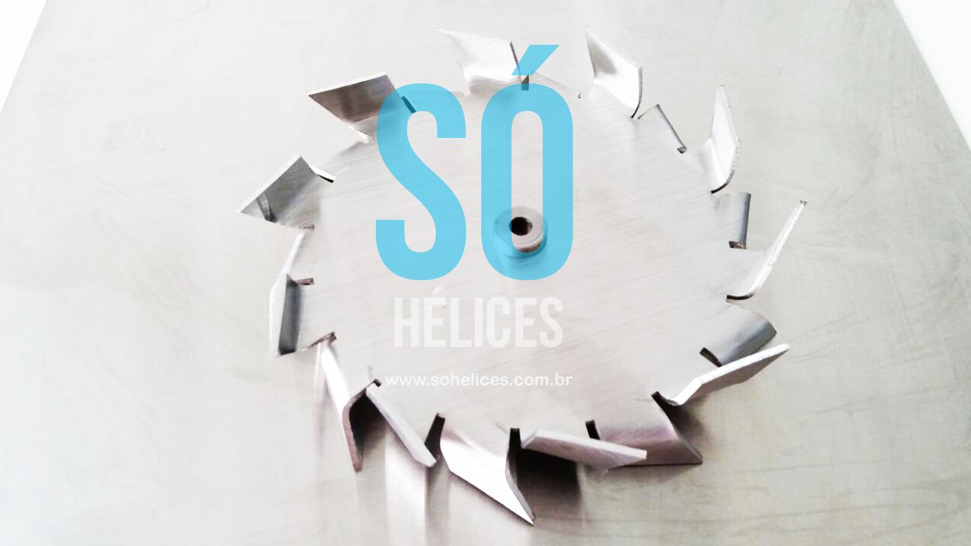 Hélice Dispersora - Amaciantes e Saneantes - 08