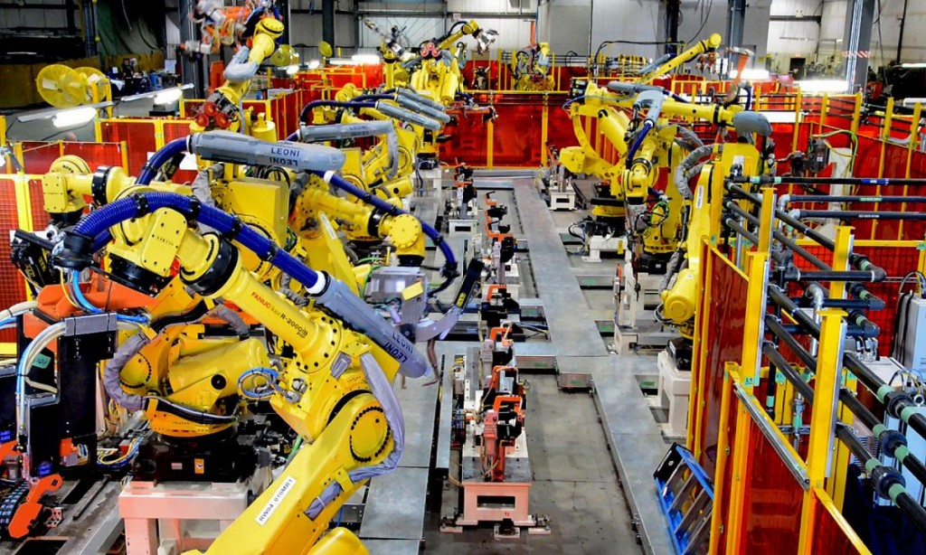 Automação Industrial - fabricas de tintas
