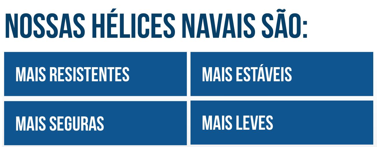 Diferencial Hélice Naval ou Marítima