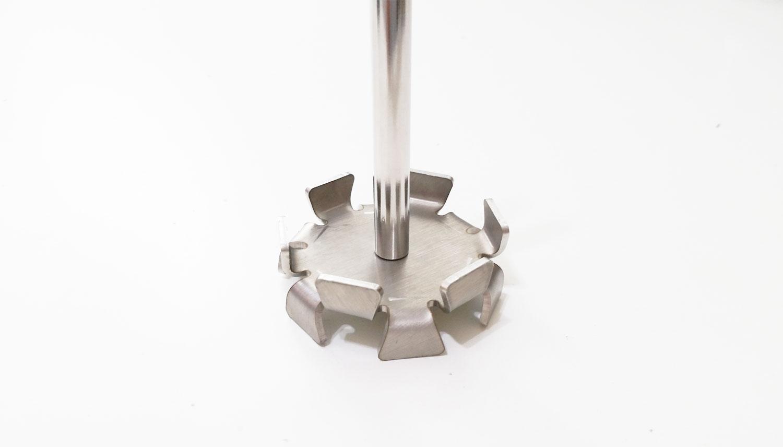 Haste de aço inox para uso em laboratório