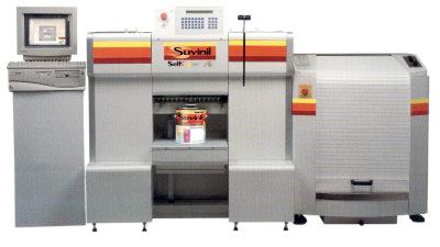 Suvinil - Sistemas Tintométricos