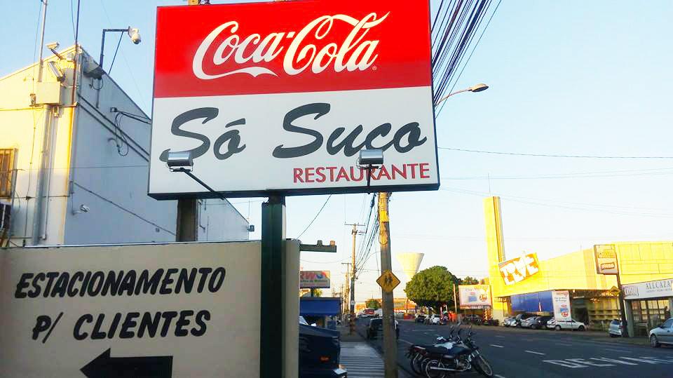 Só Sucos Restaurante