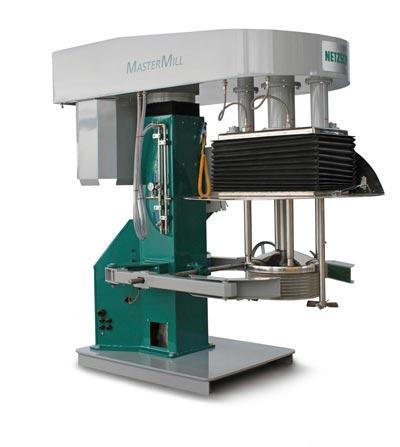 Dispersor-Master-Mill-Netzsch