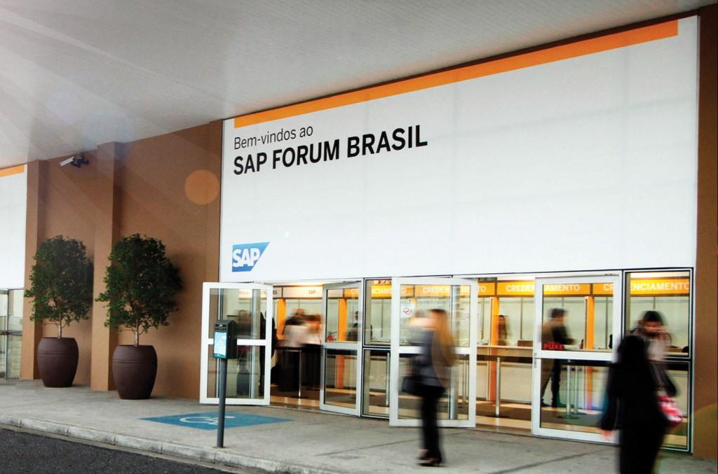 SAP Forum Brasil 2017