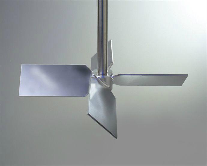 Turbina pitchblade de fluxo radial