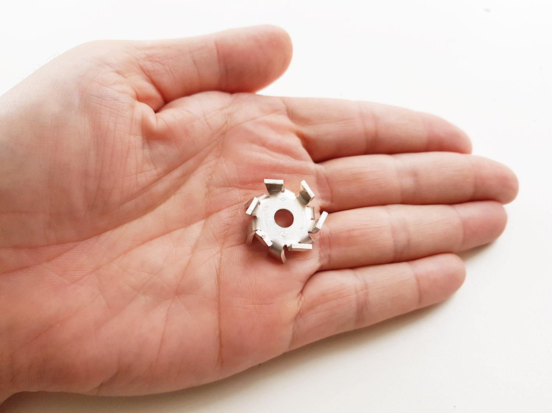 Agitador de Laboratório 25mm - 500ml
