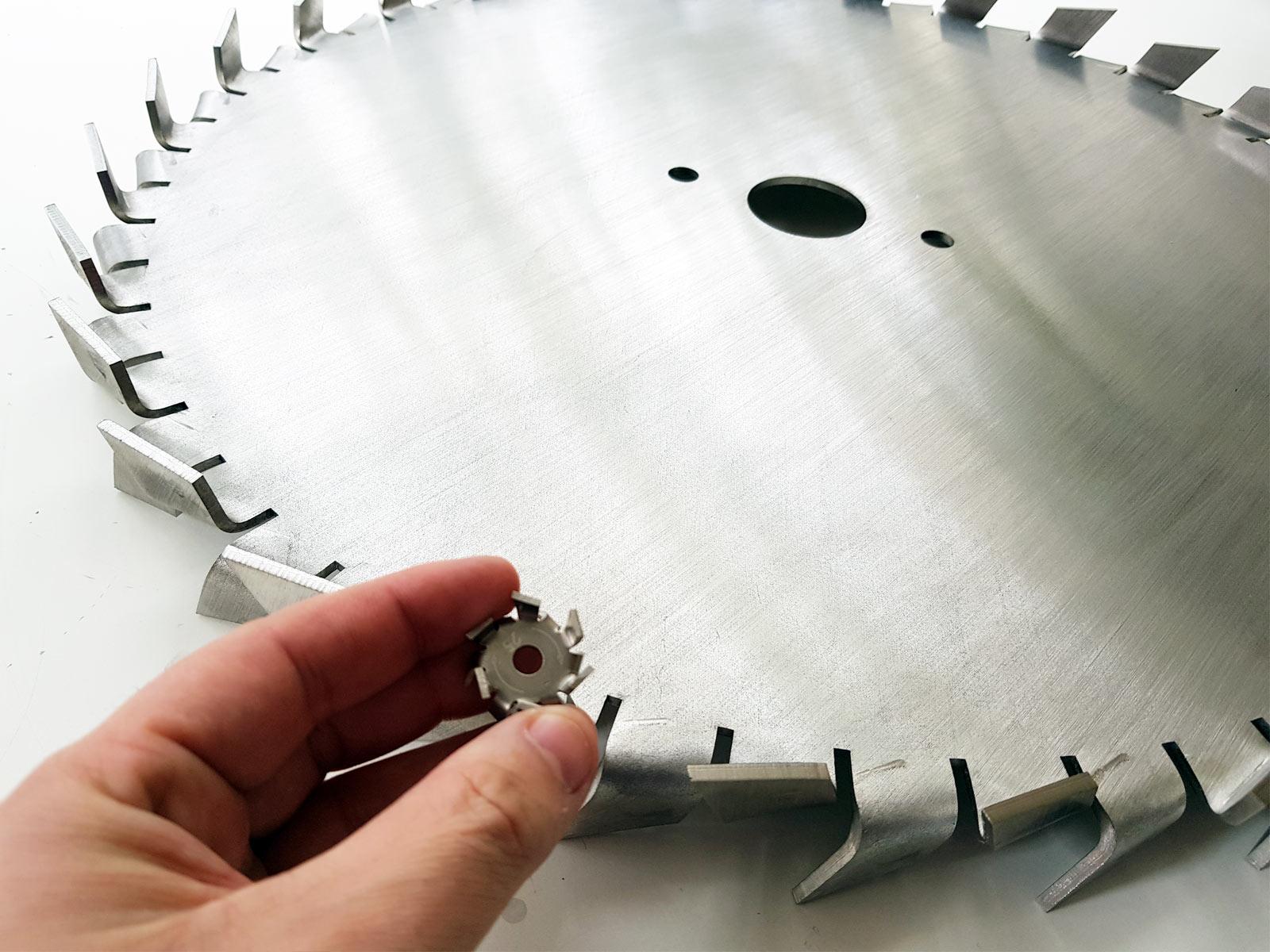 Fabricamos o maior disco dispersor do Brasil
