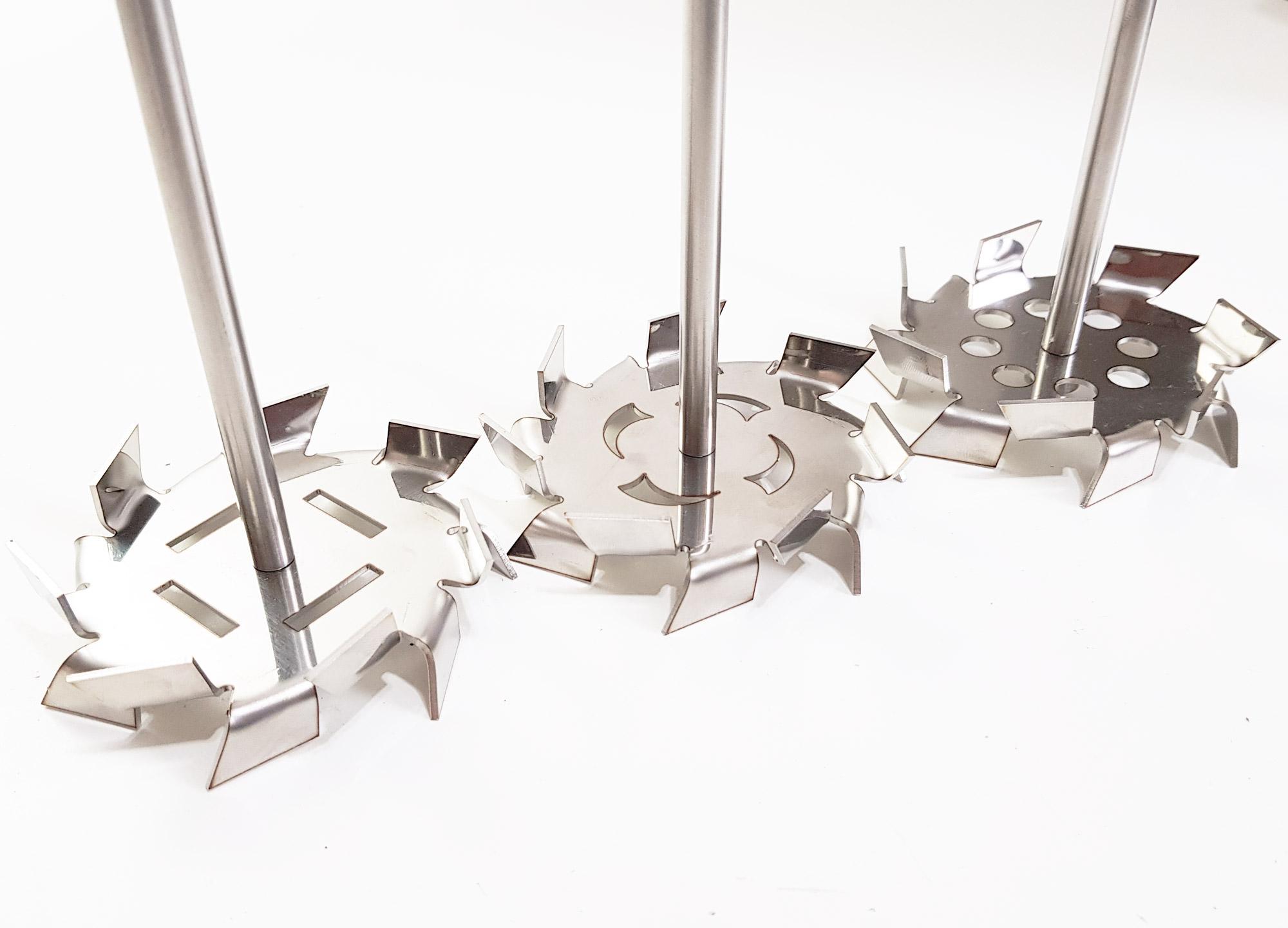 Misturador Industrial para bancada de laboratório