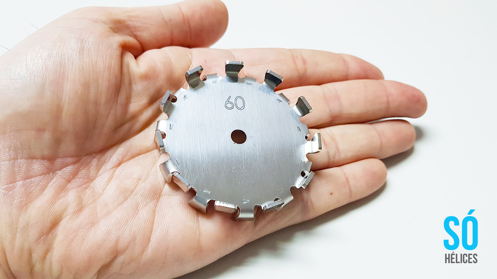 Misturador de Laboratório com hélice centrífuga