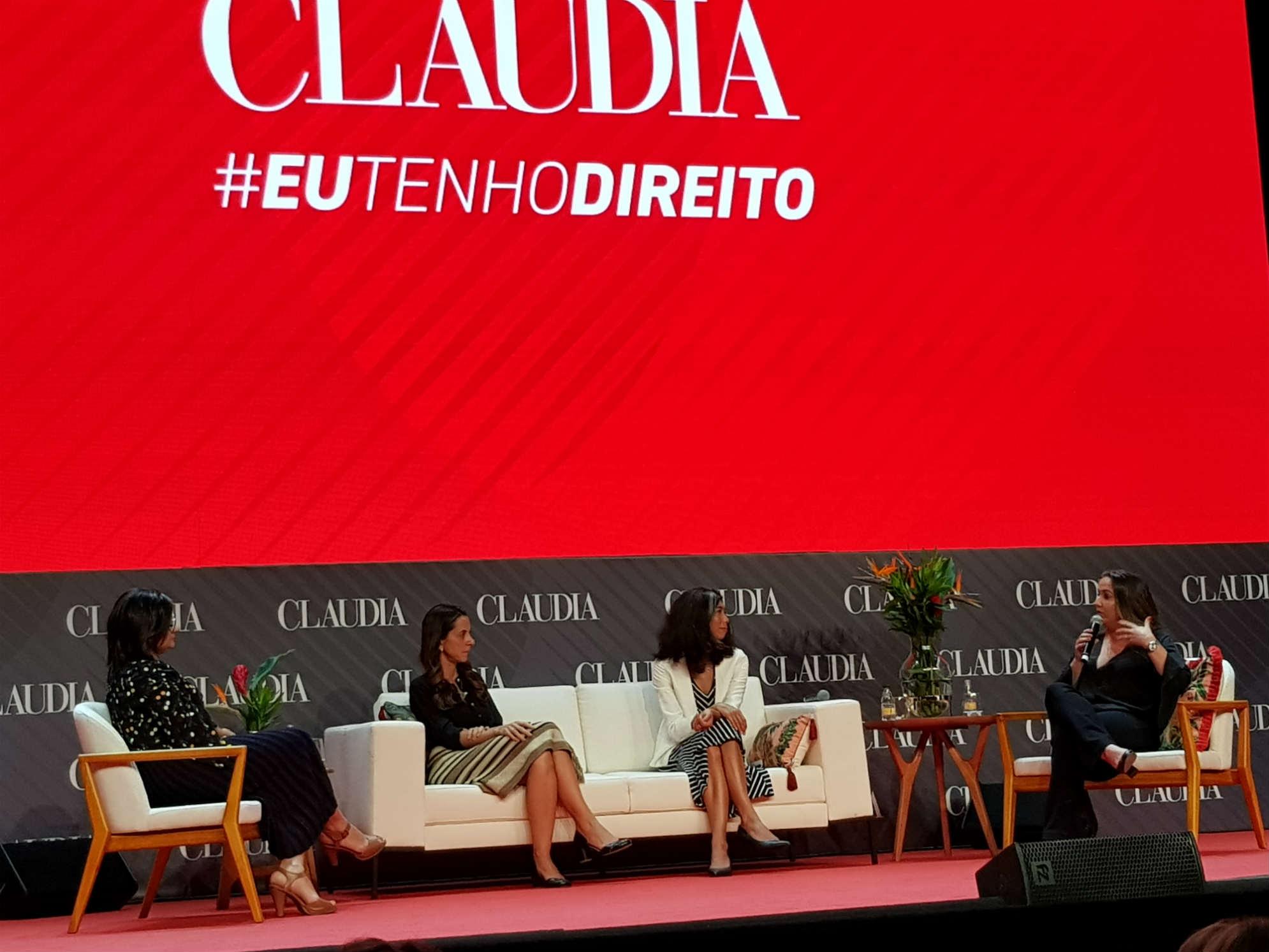 Forum Claudia - Painel eu tenho Direito