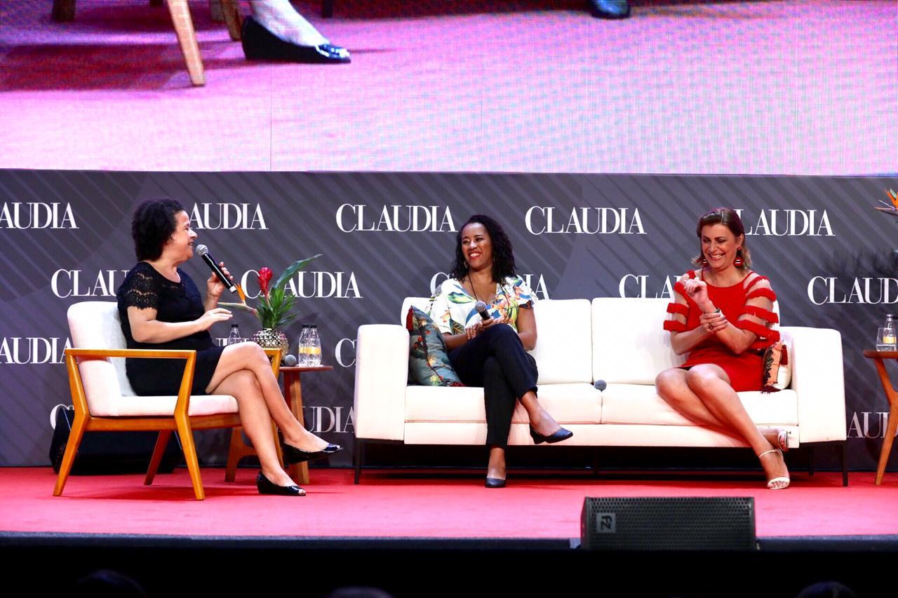 II Forum Claudia que aconteceu no WTC em São Paulo