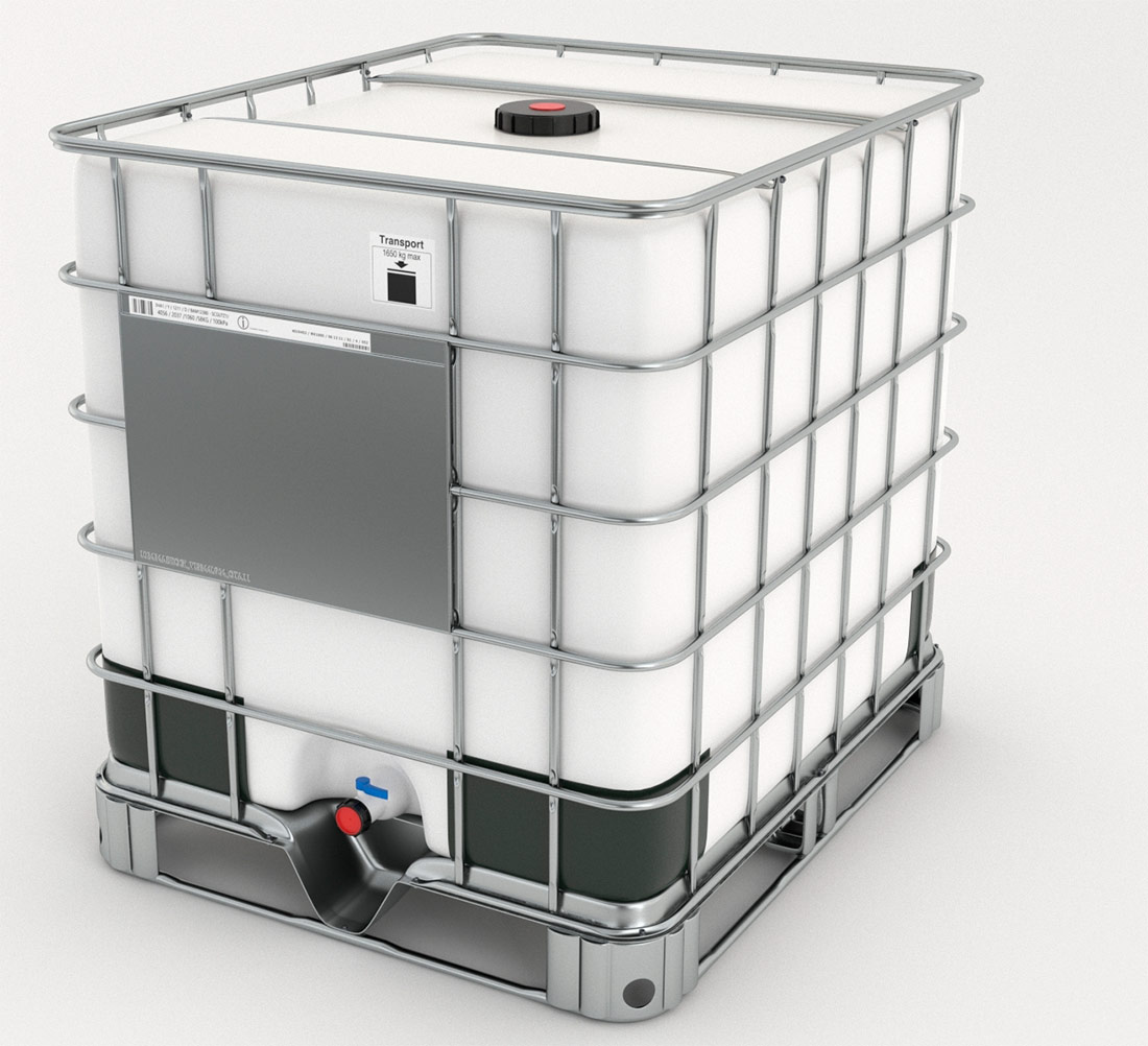 17 fabricantes de IBC Container 1000 litros no Brasil
