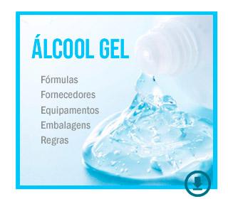 Baixe a formula, equipamentos e lista de fornecedores para fabricar álcool em gel