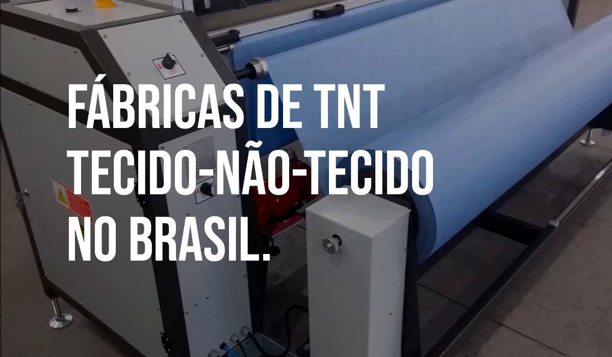 Fábricas de TNT do Brasil