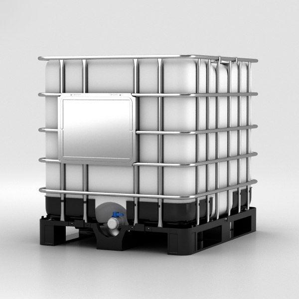 IBC Container de 1.000 litros no Brasil