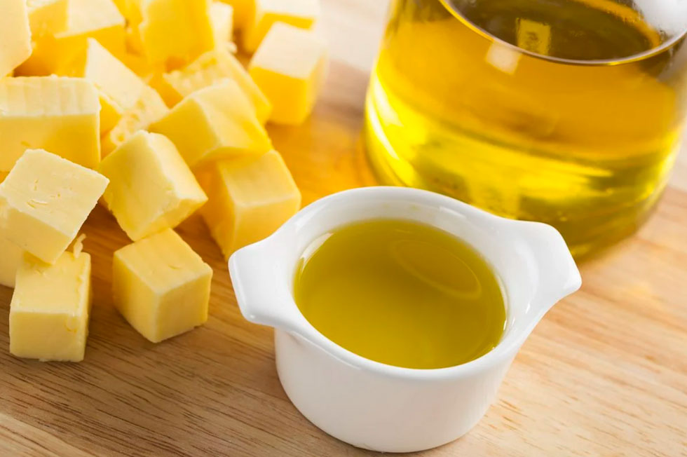 Manteiga e sua tixotropia