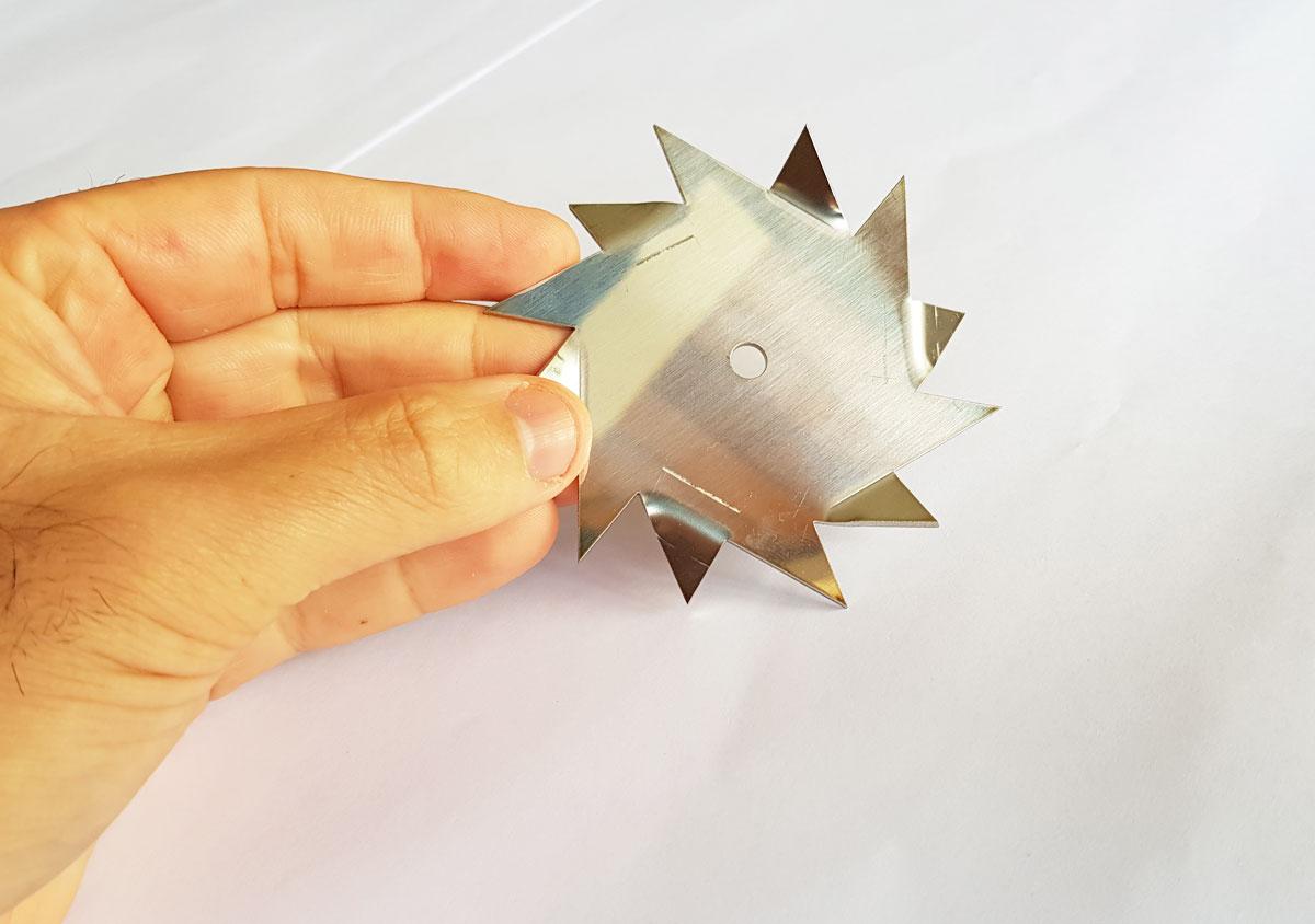 Misturador para fabricação de produtos de limpeza.