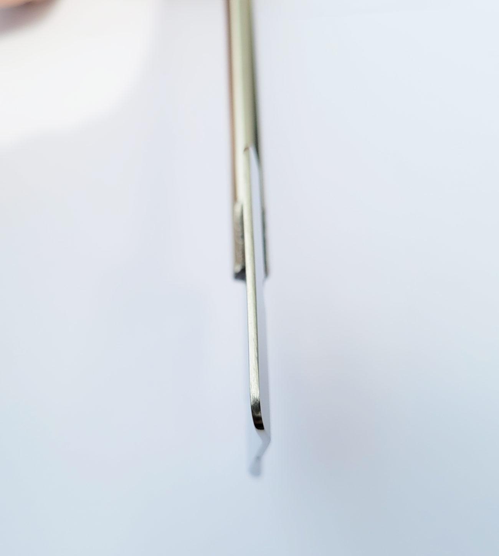 Agitador com espátula âncora para lotes de laboratório