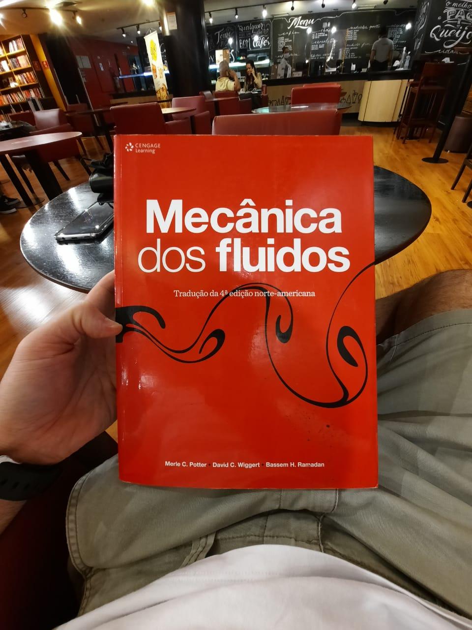 Livro de Mecânica de fluidos